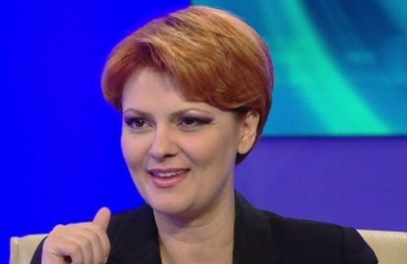 """Lia Olguţa Vasilescu, replică pentru Iohannis: """"Eu şi Mircea Drăghici suntem programaţi mâine la notar"""""""