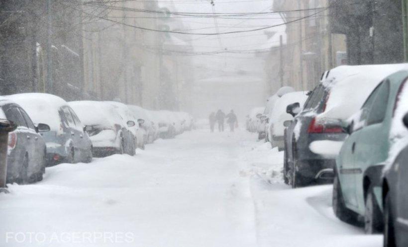 Prognoza meteo pentru weekend. Meteorologii ANM anunță un val de aer rece în România