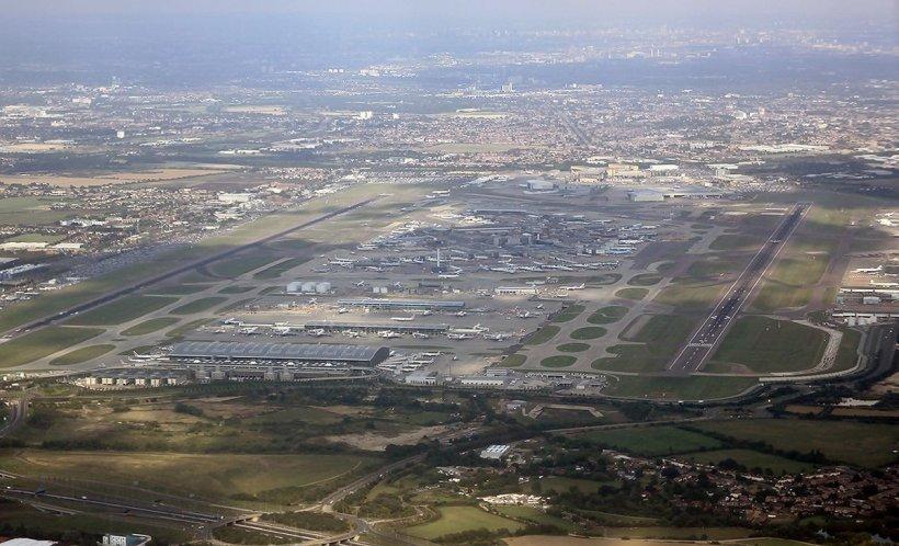 Persoana care a perturbat traficul aerian pe cel mai mare aeroport european era un român. Ce făcut bărbatul
