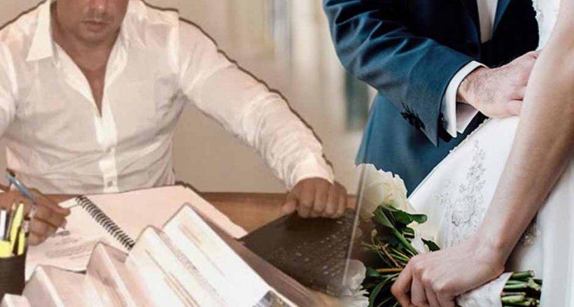 Nunta în lumea interlopă! S-a însurat după gratii, cu psiholoaga puşcăriei!