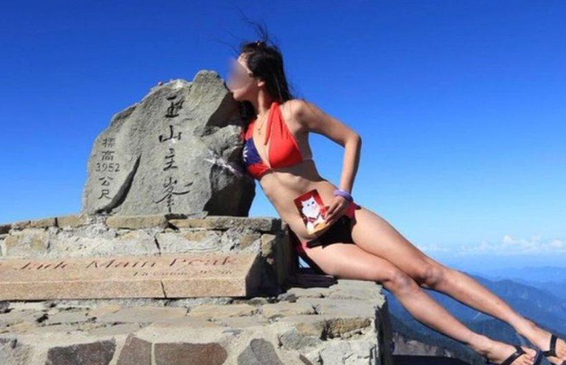 O tânără care făcea alpinism în costum de baie a murit degerată într-un parc național
