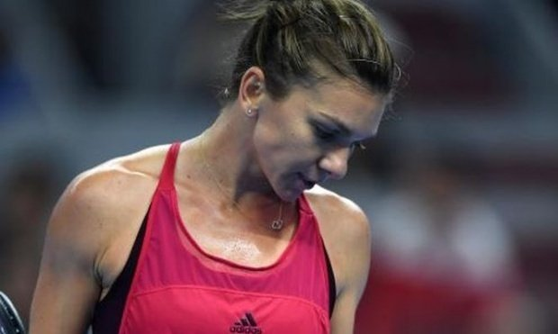 Simona Halep, eliminată de la Australian Open, după un meci infernal cu Serena Williams