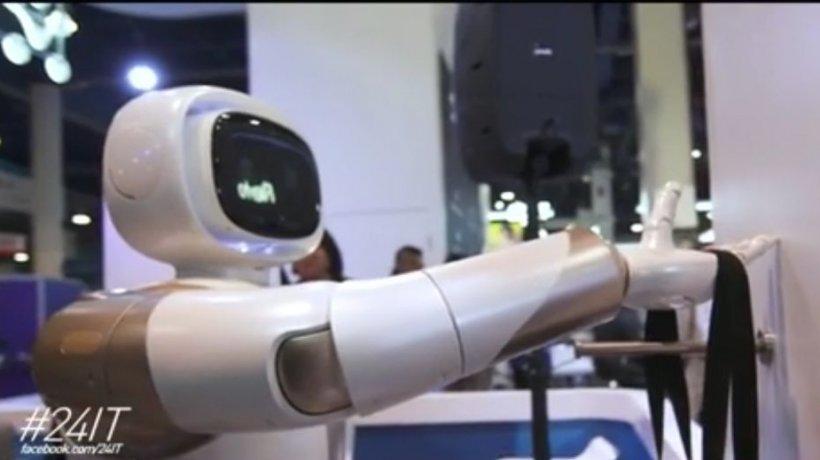 24 IT. Robotul-ospătar din restaurantele viitorului