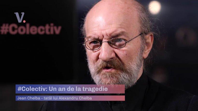 A murit Jean Chelba, tatăl fotografului Alex Chelba, răpus după incendiul de la Colectiv