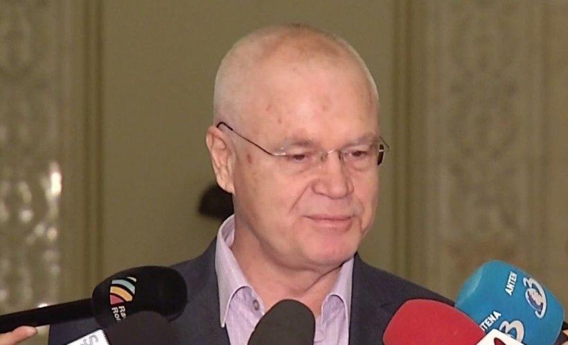 Eugen Nicolicea, despre o posibilă suspendare a lui Iohannis: Trebuie să calculezi foarte bine eforturile şi să vezi rezultatul