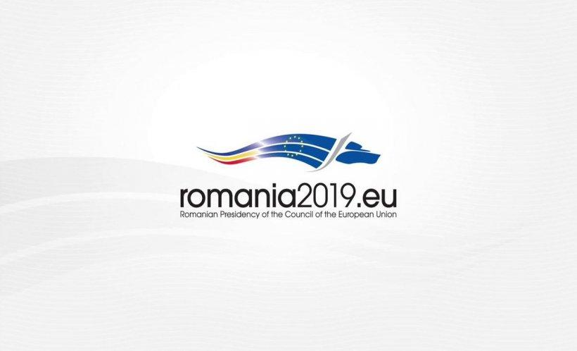Cine este creatorul logo-ului oficial al președinției României a Consiliului UE