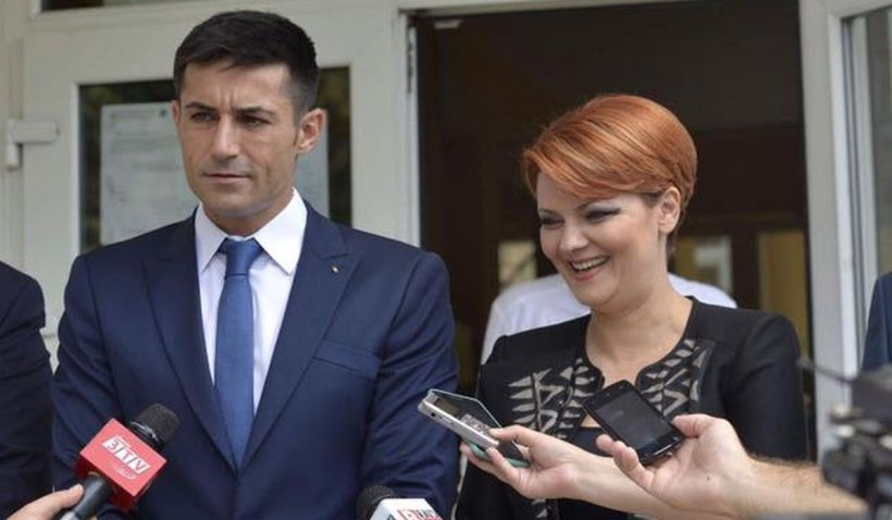 Claudiu Manda confirmă că se va căsători cu Lia Olguța Vasilescu