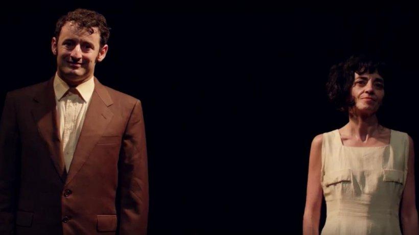 Soţii Ceauşescu, personaje de teatru în Italia - VIDEO