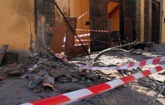 Explozie uriașă în apropierea ambasadei Rusiei în Damasc. Patru persoane au fost rănite