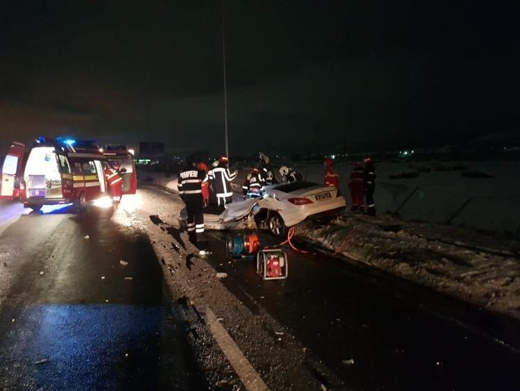 Răsturnare de situație în cazul accidentului de la Cluj. Șoferul nu ar fi consumat droguri. Ce spun testele toxicologice