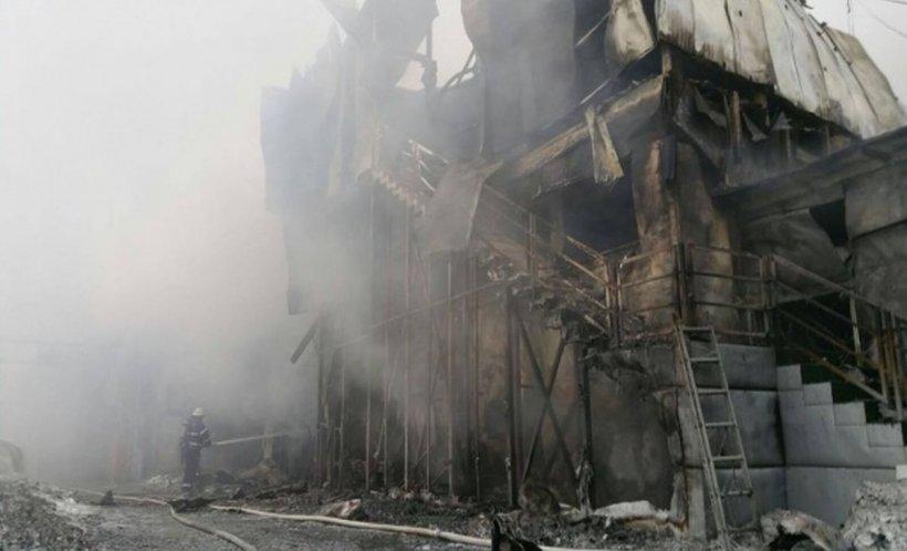 Dosarul incendiului Clubului Bamboo a fost clasat