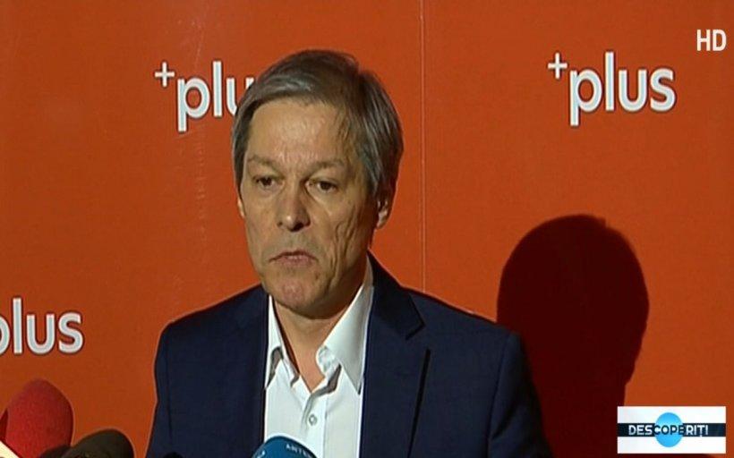 Dacian Cioloș se laudă cu oameni noi în politică, dar un fost membru de partid a fost ales în conducerea PLUS