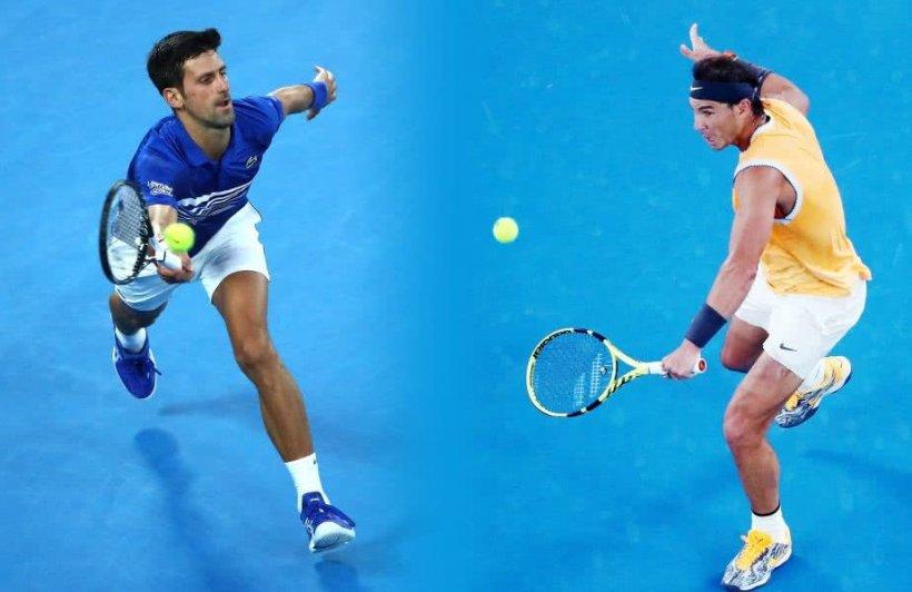 Djokovic Nadal Live Stream
