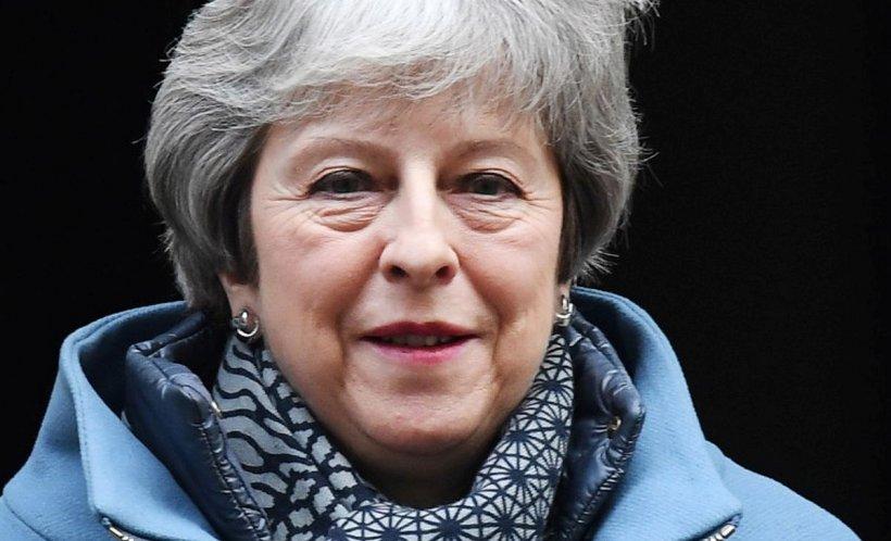 Răsturnare de situație în Marea Britanie. Theresa May ar putea supune din nou la vot acordul de Brexit