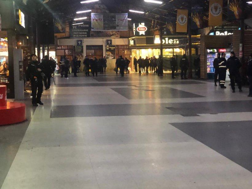 Amenințare cu gaz sarin la Gara de Nord și Aeroportul Otopeni