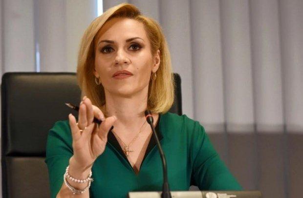 """Gabriela Firea, atac la Guvern pe tema bugetului: """"Ar trebui să preia și atribuțiile Primăriei Capitalei"""""""