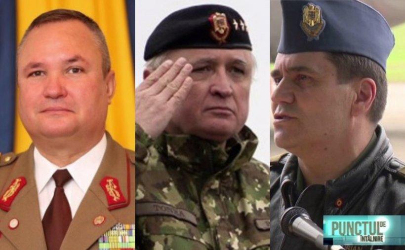 Mișcare importantă la vârful Armatei Române