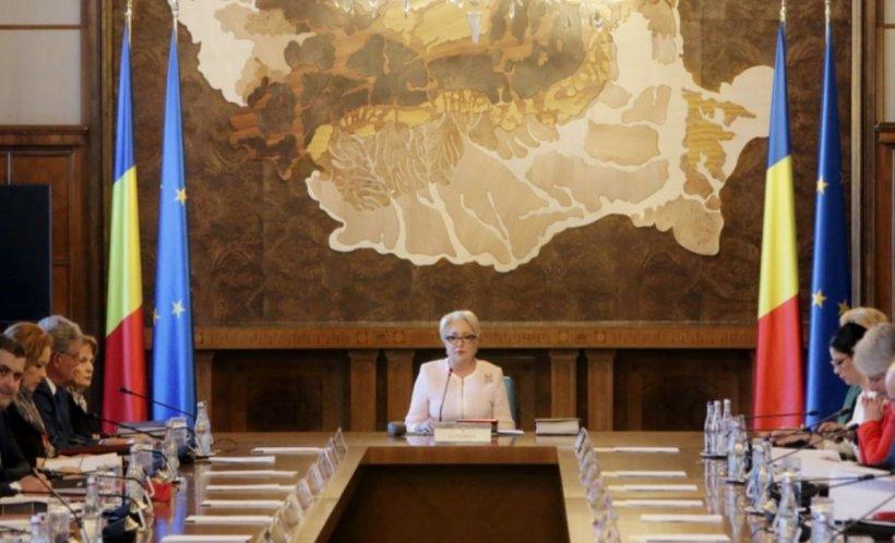 Când trece România la moneda Euro! Premierul Viorica Dăncilă a făcut anunțul