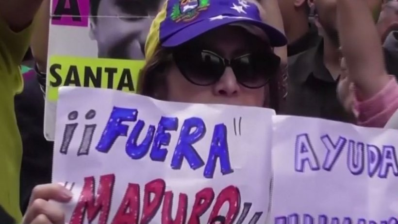 Criza politică din Venezuela pune în pericol viaţa jurnaliştilor. Cinci corespondenţi străni au fost arestaţi