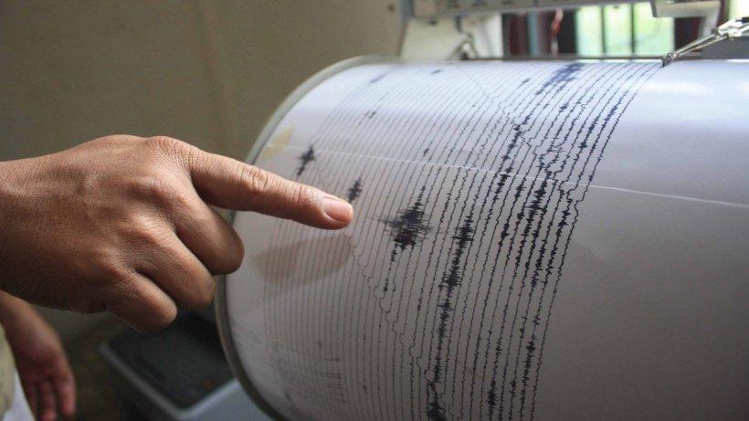 Cutremur în România, joi după-amiază