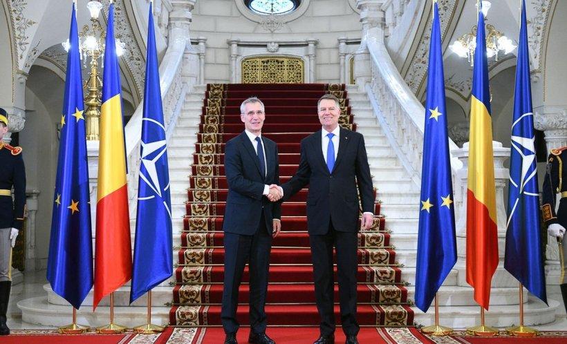 Jens Stoltenberg: Contribuţia României în NATO estede mare importanţă