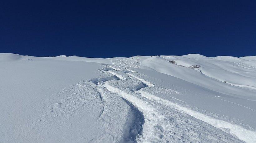 Locul din România în care zăpada are aproape trei metri