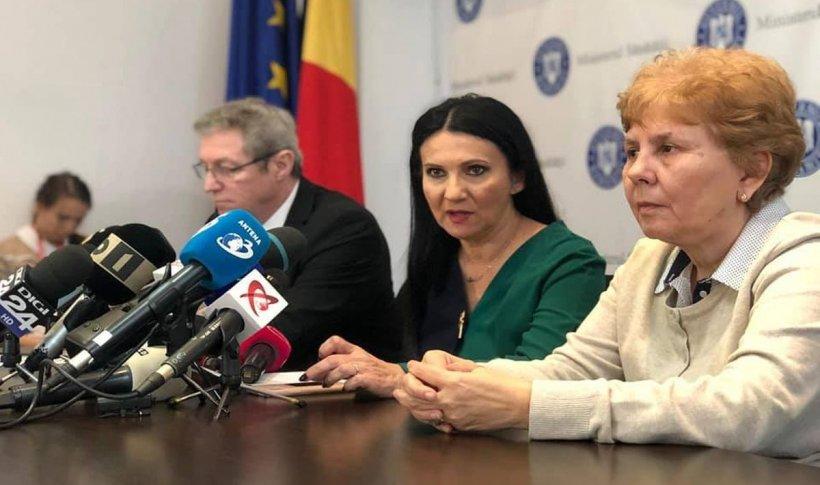 Ministrul Sănătății, Sorina Pintea: Până la finalizarea analizei microbiologice a apei recomandăm prudenţă