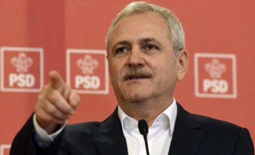 """Liviu Dragnea, mesaj către Iohannis: """"Ne-a făcut de râs"""""""