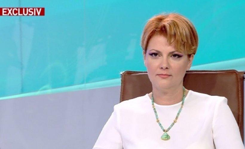 """Olguţa Vasilescu, despre alegerile europarlamentare: """"Categoric PSD va candida separat de ALDE"""""""