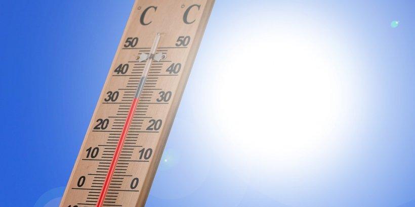 Temperatură maximă de 26 de grade, în februarie. Unde și când a fost înregistrată