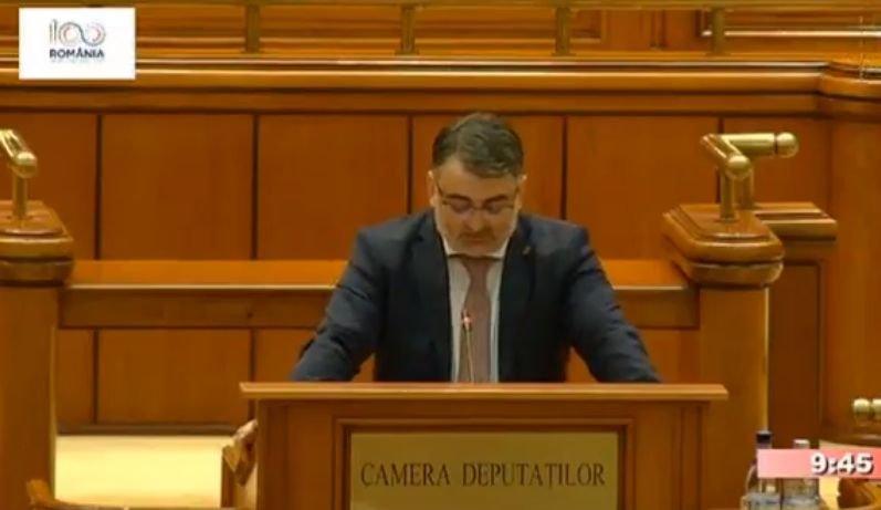 Un deputat PSD se întoarce în partid, după ce a spus că demisionează
