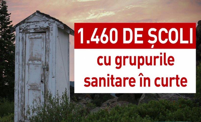 România are încă urme adânci de necivilizație. Ministrul Educației:Școala din orice localitate reprezintă oglinda primarului