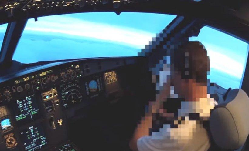 Ce fac piloții în timpul unui zbor cu avionul. Imaginile care aratăce se întâmplăîn cabină - VIDEO