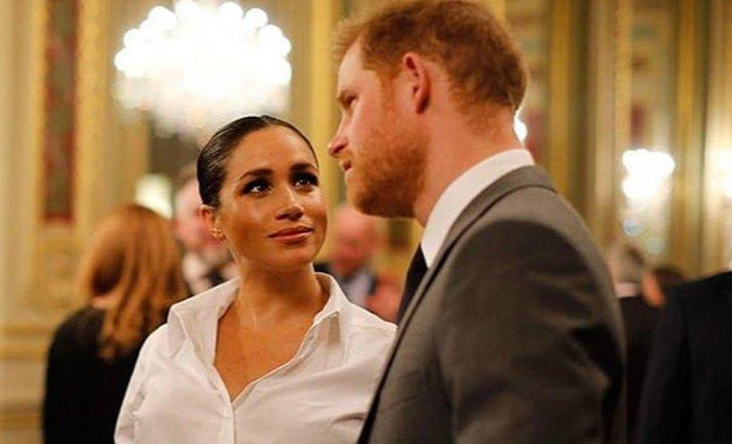 Moment impresionant pentru Meghan Markle! Bebelușul regal a mișcat. Reacția Ducesei - VIDEO