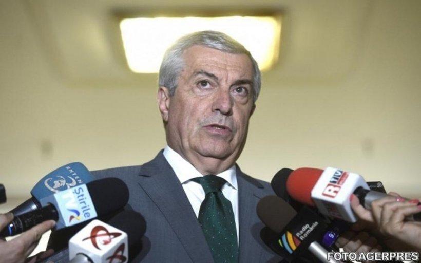 """Tăriceanu, referitor la posibilitatea depunerii unei plângeri penale împotriva lui Iohannis: """"Am auzit tot felul de zvonuri"""""""