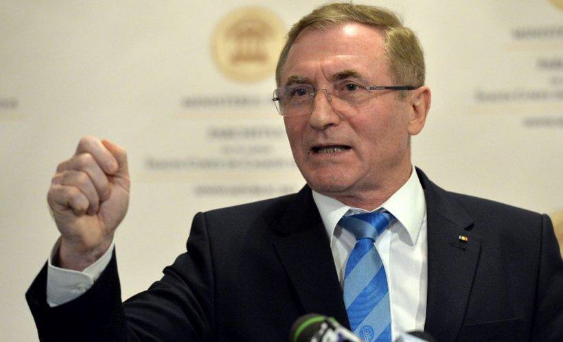 Augustin Lazăr, acuzații la adresa Guvernul: Nu asigură funcționarea Ministerul Public