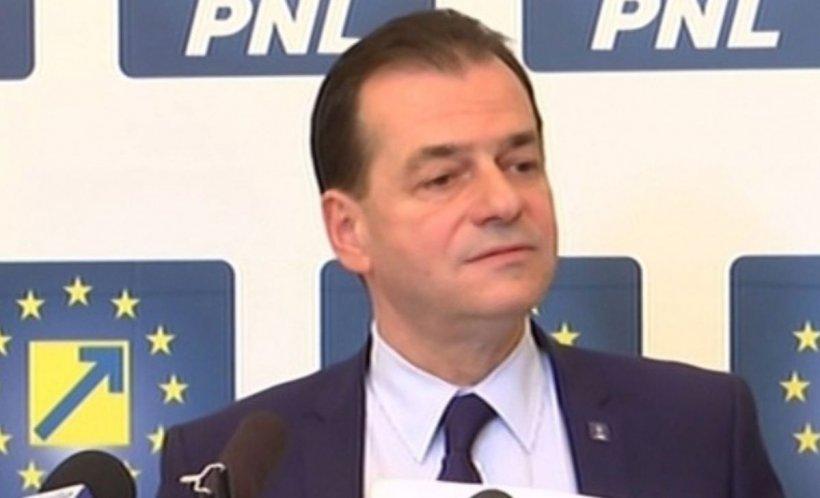 """Preşedintele PNL, Ludovic Orban, acuză: """"PSD a început un atac împotriva BNR şi o acuză de toate relele din domeniul financiar-bancar"""" 534"""