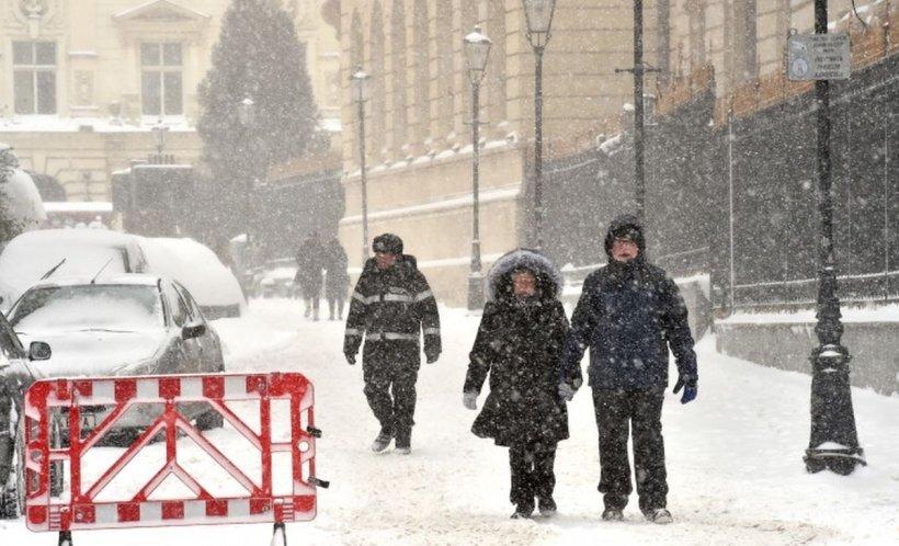 Prognoza meteo. ANM anunţă schimbare bruscă de vreme în Capitală