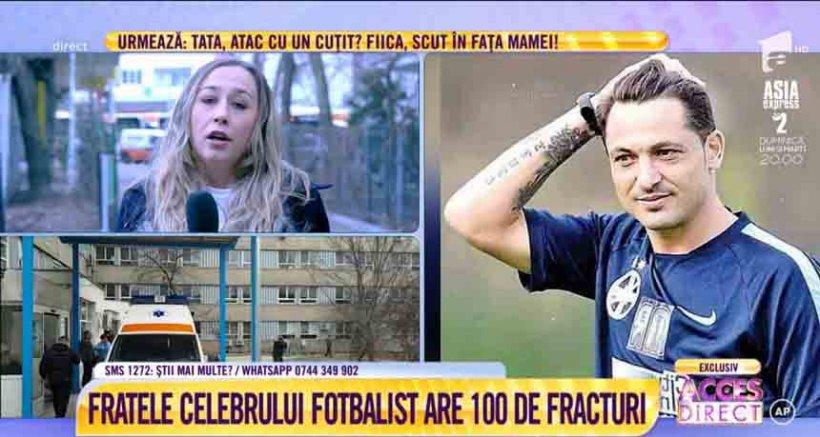 """Soacra lui Mihai Rădoi, dezvăluire șocantă: """"Mi-a desfigurat fiica la față"""""""