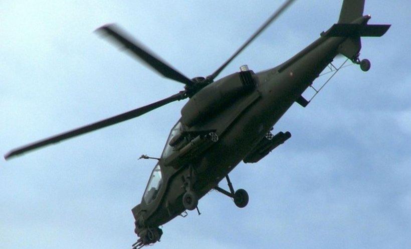 Un elicopter militar s-a prăbuşit în Istanbul. Sunt mai multe victime - VIDEO