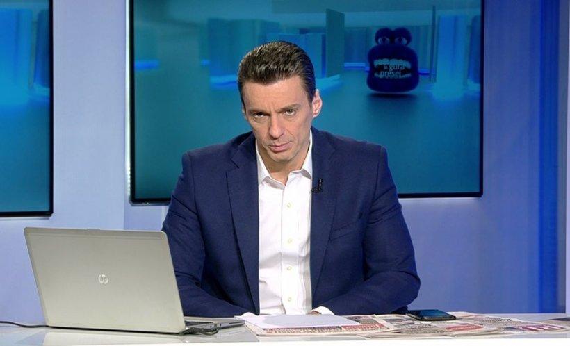 Mircea Badea, reacție după declarațiile lui Mugur Isărescu: A fost nervos. Mâine se duce gurul finanțelor în Parlament