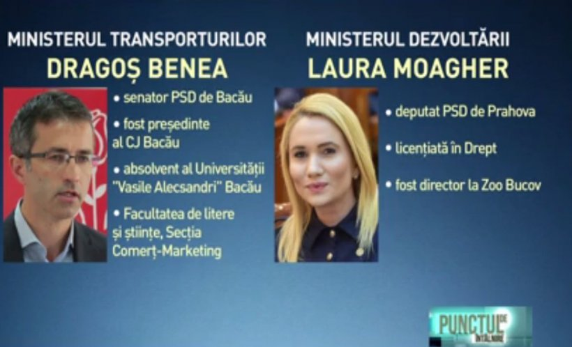 PSD, nume noi la ministerele cu scandal. Dezvăluiri din interiorul partidului