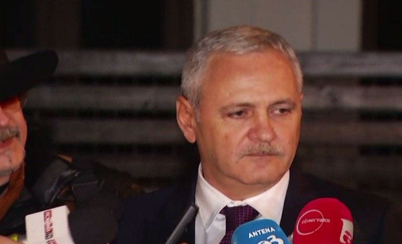 """Liviu Dragnea, întrebat dacă România ar trebui să o susţină pe Kovesi: """"Nu suntem la Eurovision"""""""