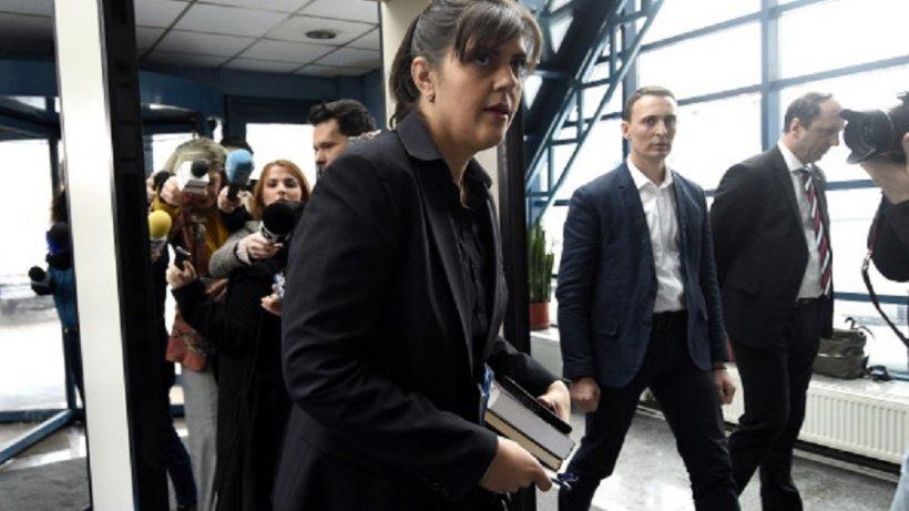 Procurorii care o anchetează pe Kovesi au fost reclamați în Uniunea Europeană