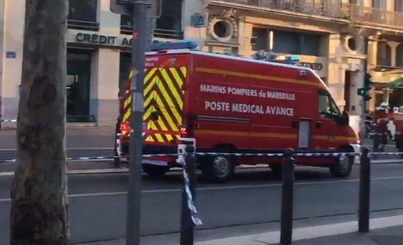 Atac armat în Franța! Sunt mai multe victime - VIDEO