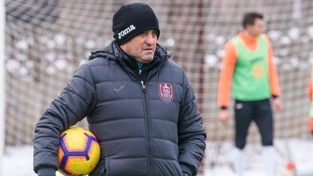 Oficial. CFR Cluj l-a dat afară pe Toni Conceicao