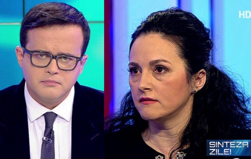 """Alina Bica, interviu exclusiv la """"Sinteza zilei"""". Îi face plângere penală lui Kovesi și cere sechestru pe bunurile fostei șefe DNA"""