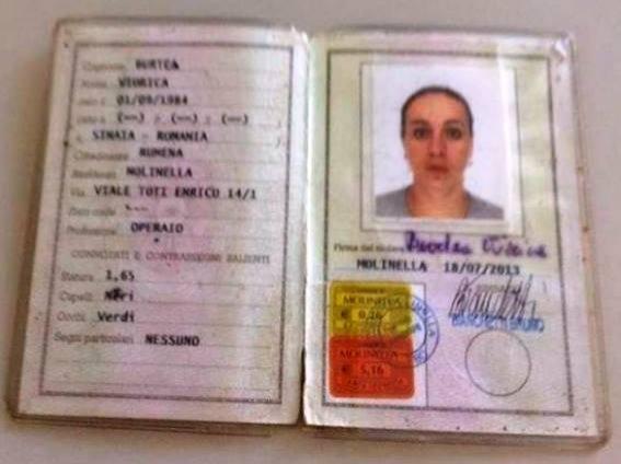 De 10 zile, trupul Vioricăi se află la o morgă din Italia. Legiștii au apelat la presă pentru a-i găsi familia din România, dar acum s-a aflat adevărul și este crunt