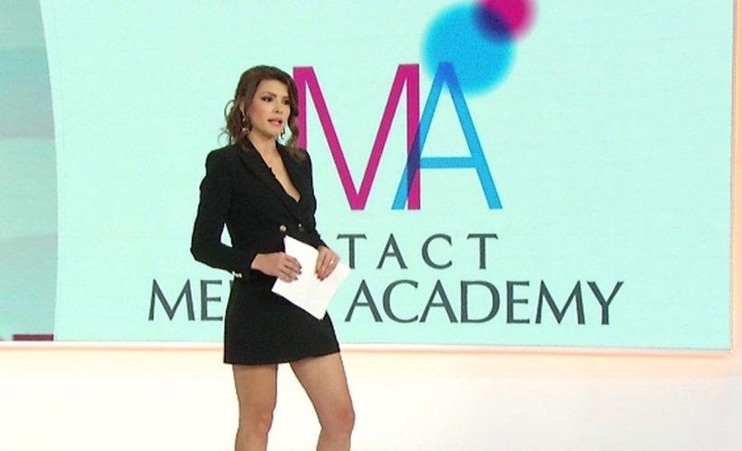 Intact Media Academy, şcoala de televizune a trustului nostru, a reînceput înscrierile