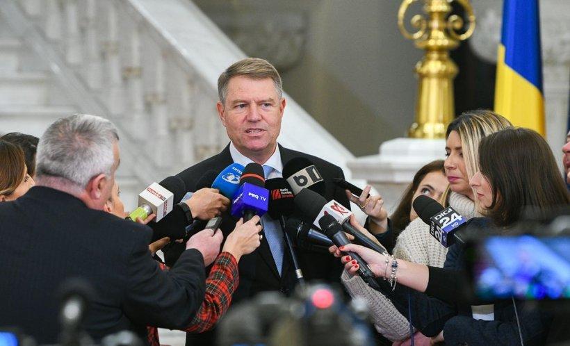 Surse: Iohannis ar semna astăzi numirile miniștrilor